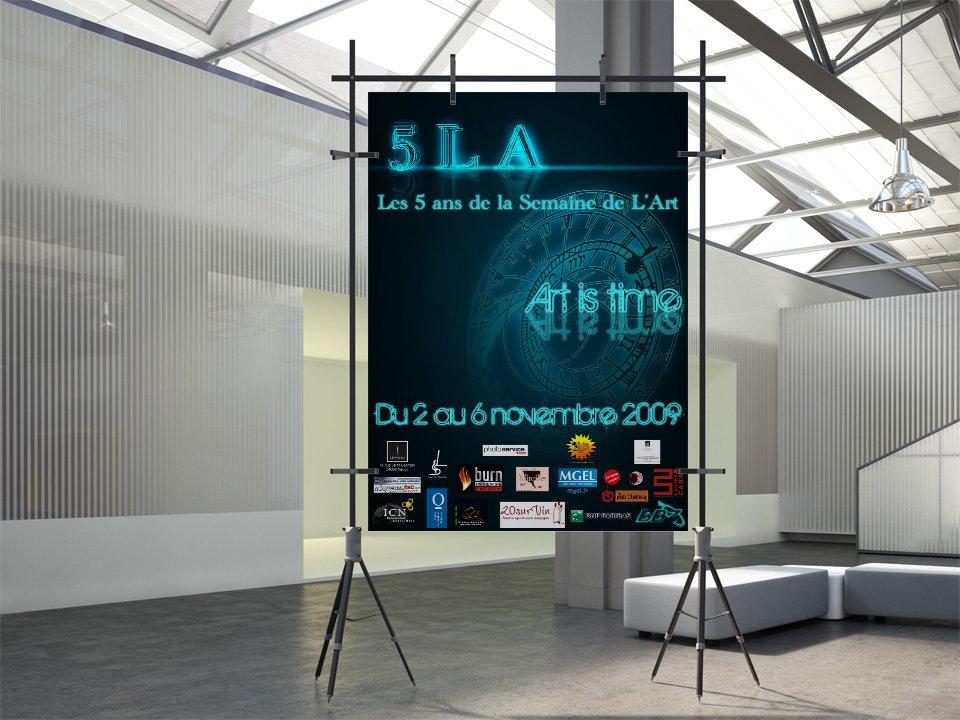Affiche 5LA