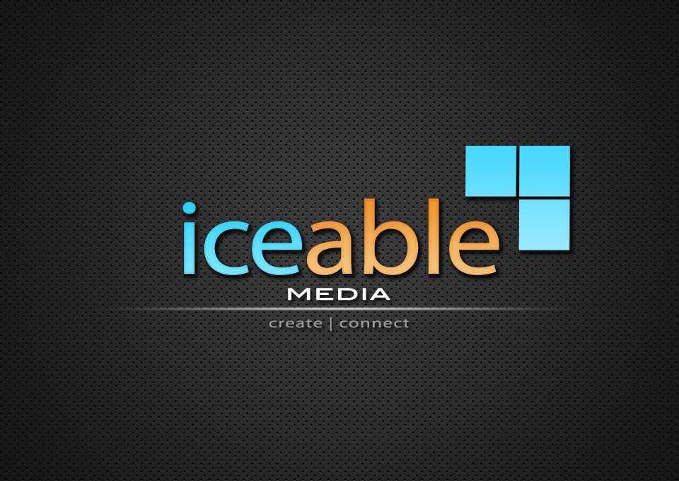Iceable Media Logo