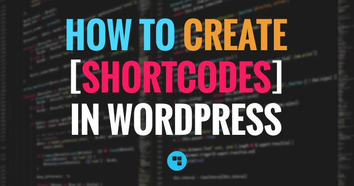 WordPress Shortcodes: an Introduction