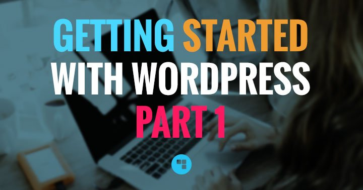 Getting Started with WordPress part1